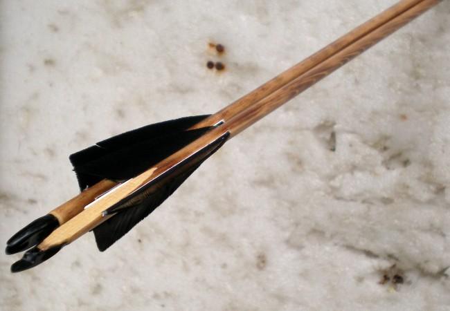 Choisir votre flèche : le plus important, le plus difficile !