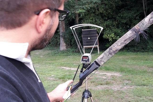 Optimisation d'un arc recurve chasse